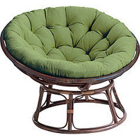 Papasan Chair & Frame
