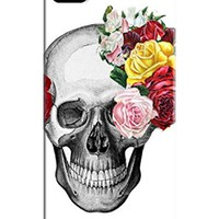 Xpeen Phone Cases Rococco Skull Style Premium Tpu Case For Iphone 5/5s