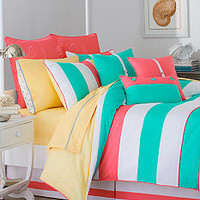 Southern Tide® Cabana Stripe Bedding Collection - Belk.com