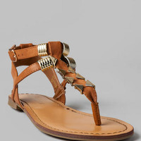 MADDEN GIRL SHOES, FAAYE T-STRAP SANDAL