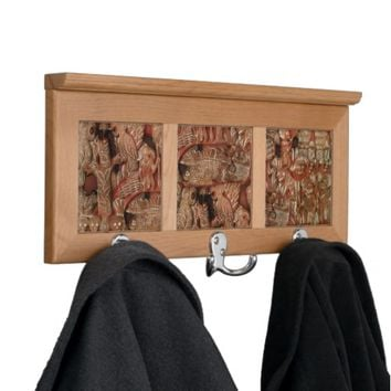 Aztec Coat Rack