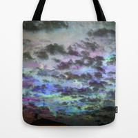 Colors Rolling in Tote Bag by Ben Geiger