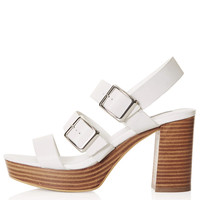 LAWLESS Buckle Sandals