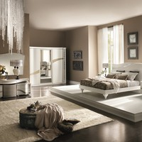 Classic style bedroom set Mirò Collection by Arredoclassic