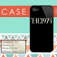 the 1975 custom design available for iphone 4/4s,5/5s/5c and samsung galaxy S3/S4/S5 case