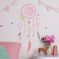 Dreamcatcher Fabric Wall Decals