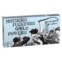 Mother!! Fucking!! Girl!! Power!! Gum