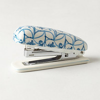 Messina Desk Accessory by Anthropologie Blue