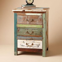 PAINTBOX SIDE TABLE - Occasional Tables - Living Room - For the Home | Robert Redford's Sundance Catalog