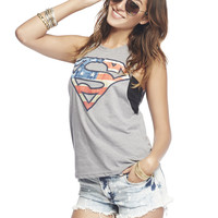 Superman™ Muscle Tank | Wet Seal