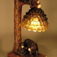 Three Bears Lamps