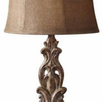 Uttermost 291561 - Gia Traditional Buffet Lamp UM-29156-1