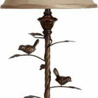 StyleCraft TM1021DS - Transitional Buffet Lamp STC-TM1021-DS