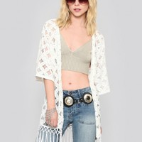 Summer Daze Fringe Gypsy Jacket
