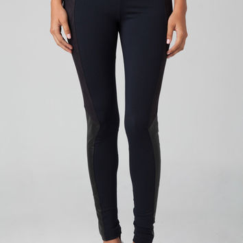 Updated Tudor Legging in Black