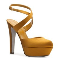 Sergio Rossi Satin Evening Pump - DSW