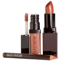 Laura Mercier 'Pout Perfection - Creme Naturals' Lip Set