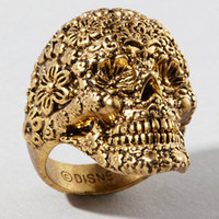 fredflare.com | 877-798-2807 | Disney Couture Jack Sparrow skull ring