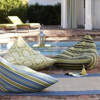 Outdoor Beanbag Chair | The Company Store