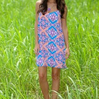 EVERLY:Caribbean Escape Dress