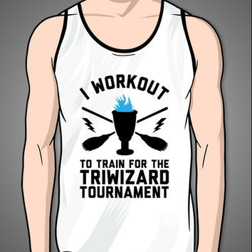 A I Workout to train for the Triwizard Tournament