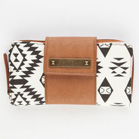 ROCK REBEL Southwest Print Wallet