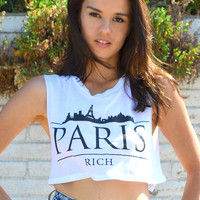 Paris Rich Tank | Shop Civilized