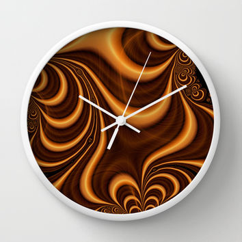 Phenomenon Wall Clock by Texnotropio