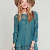 Free People Womens FP ONE Fly Away Tunic -