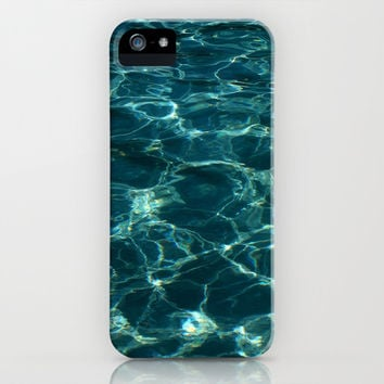 The Pool iPhone & iPod Case by Sara Eshak