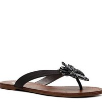 G by GUESS Lotuz Flat Sandal