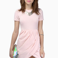In Season Tulip Dress $35