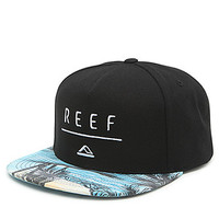 Reef Wonder Snapback Hat - Mens Backpack - Black - One