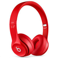 Beats By Dre Solo 2 Headphones Red One Size For Men 24751130001