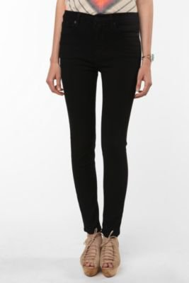 BDG Cigarette High-Rise Jean - Black