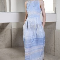 Blue Long Dress | NOT JUST A LABEL