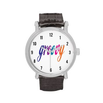 Groovy Watch