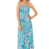 Holbrook Strapless Maxi Dress - Lilly Pulitzer