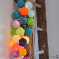 designdelicatessen - Happy lights - Niassam string lights - Happy Lights