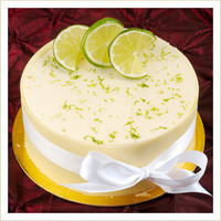 key lime cake | birthday cake party