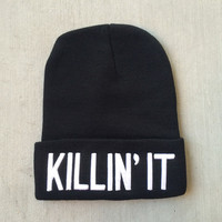 Killin' It Beanie - Default Title