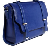 ASOS Double Tab Satchel Bag