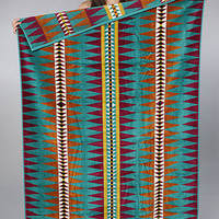Pendleton The Oversized Jacquard Towel in Turquoise Trail : Karmaloop.com - Global Concrete Culture
