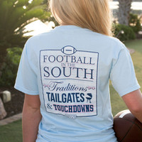 JADELYNN BROOKE FOOTBALL IN THE SOUTH – LaRue Chic Boutique