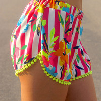 Forever Young Shorts: Multi