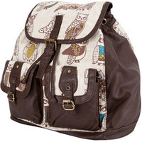 Owl Rucksack 193277167 | backpacks &amp; bags | Tillys.com