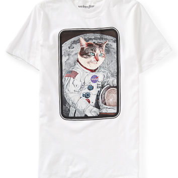 NASA Catstronaut Graphic T
