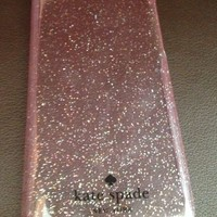 Kate Spade 'glitter' case for iPhone 5c