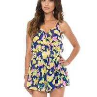 Field of Flowers Romper