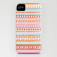 Native Bandana iPhone Case by Nika  | Society6
